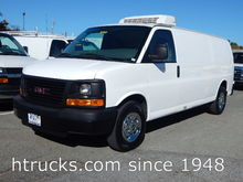2008 GMC 3500 REFRIGERATED TRUC