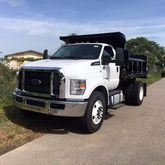 New 2017 FORD F650 C