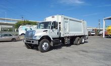 Used 2004 IHC Garbag