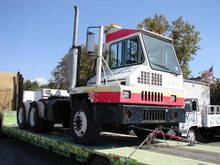 2005 KALMAR Yard spotter truck
