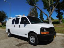 2006 CHEVROLET 2500 EXPRESS BOX