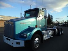 2013 KENWORTH T800 CONVENTIONAL