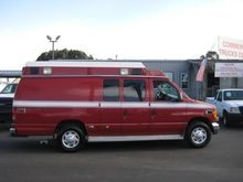 2004 FORD E-SERIES AMBULANCE