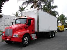 2006 KENWORTH T300 BOX TRUCK -