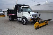 2008 INTERNATIONAL 4300 DUMP TR