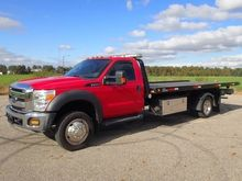 2012 FORD F550 SUPER DUTY TOW T