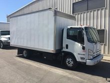 2014 Isuzu NPR-HD Box truck - s