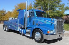1996 PETERBILT 377 WRECKER TOW