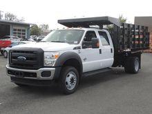 2016 Ford F450 Dump truck