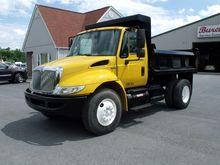 2008 INTERNATIONAL 4300 DUMP TR