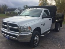 2013 RAM 3500 CHASSIS CAB CHASS