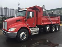 New 2016 KENWORTH T3