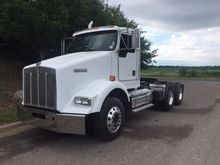 1998 KENWORTH T800 CONVENTIONAL