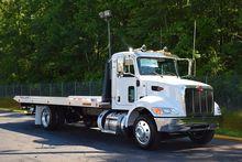 2016 PETERBILT 337 Rollback tow