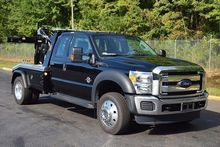 2016 FORD F550 XLT Wrecker tow