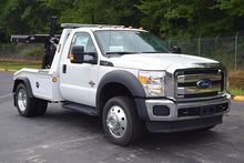 New 2016 FORD F450 X