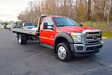 2016 FORD F550 XLT Rollback tow