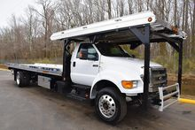 New 2015 FORD F750 R