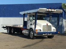 2005 KENWORTH T300 ROLLBACK TOW