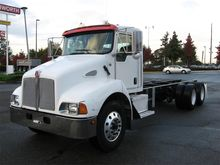 2007 KENWORTH T300 CONVENTIONAL