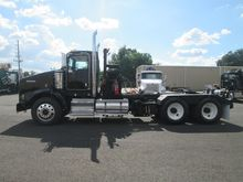 2013 KENWORTH T800 WINCH TRUCK
