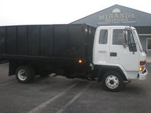 Used 1998 ISUZU FRR