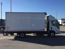 2015 ISUZU NPR HD BOX TRUCK - S