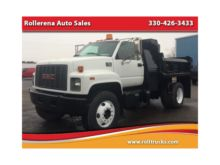 1998 GMC C7500 CAB CHASSIS