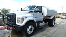 2016 Ford F750 Cab chassis