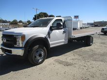2017 FORD F550 CONVENTIONAL - D