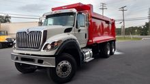 2016 INTERNATIONAL 7600 Dump tr