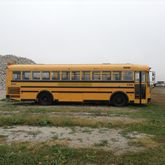 1993 THOMAS VISION BUS