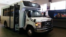 2015 FORD E-SERIES BUS