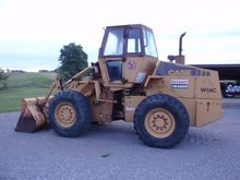 1992 CASE W14C Loaders