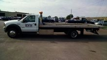 2005 FORD F550 CAB CHASSIS