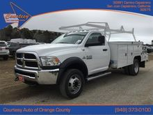 2017 RAM 5500 CHASSIS CHIPPER T