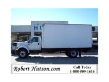 2005 FORD F750 CONVENTIONAL - S