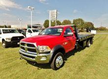 2016 RAM 5500 ROLL OFF TRUCK