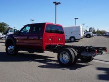 2015 Ford F-550 4x4 Chassis Fir