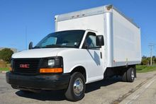 2006 GMC G3500 16FT BOX TRUCK B