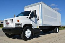 2004 GMC C7500 24FT BOX TRUCK B