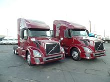 2013 VOLVO VN 670 CONVENTIONAL