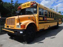 1998 INTERNATIONAL 3800 BUS