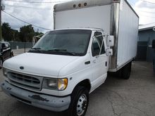 1999 FORD COMMERCIAL VANS BOX T