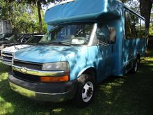 2007 CHEVROLET COMMERCIAL VANS