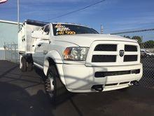 2014 RAM 4500 DUMP TRUCK