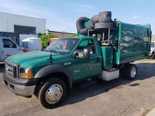 2005 FORD F550 HAUL-ALL MINI PA