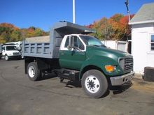 2003 FORD F650 Dump truck