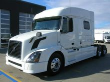 2013 VOLVO VNL64T730 CONVENTION