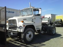 1987 FORD L8000 CONVENTIONAL -